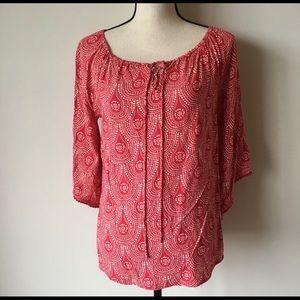 LC Lauren Conrad Shirt Size Small